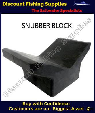 AM - Snubber Block - Black - 100mm x 100mm