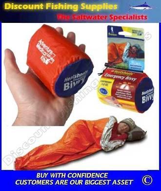 Heatsheet Emergency Bivvy