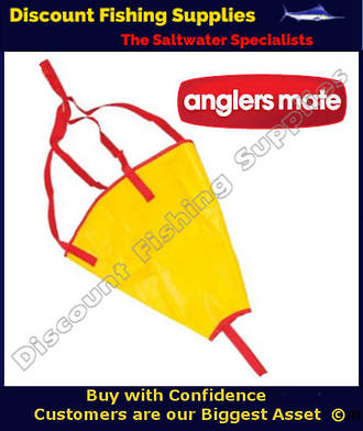 "AnglersMate Sea Anchor 42"" Boats 20' - 22'"