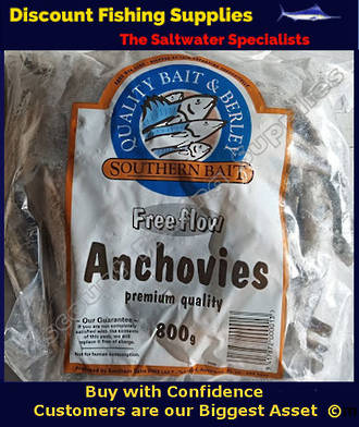BAIT - Anchovies - 800gr