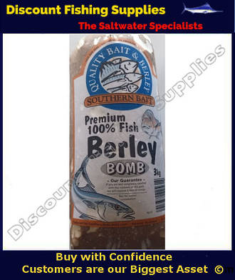 BAIT - Berley Bomb 3kg
