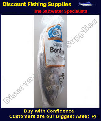 BAIT - Whole Bonito Medium