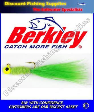 Berkley Beetle Bou Chartreuse 1.75gr (BULK X 10)