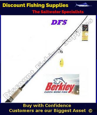 Berkley Dropshot Spin Rod 2-4kg