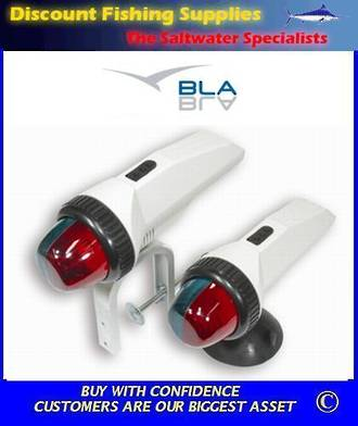 BLA Portable Bi-Colour Navigation Light (Clamp Mount)