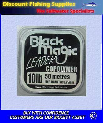 Black Magic Copolymer Tippet