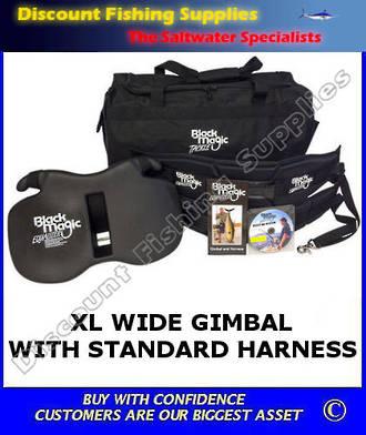 Black Magic EQUALIZER Gimbal and Harness (MIXED SET)
