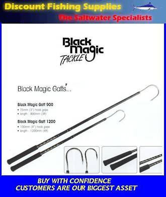 Black Magic Gaff - 1.2 metre