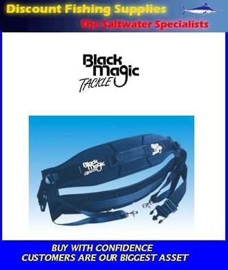 Black Magic Game Harness - Standard Size