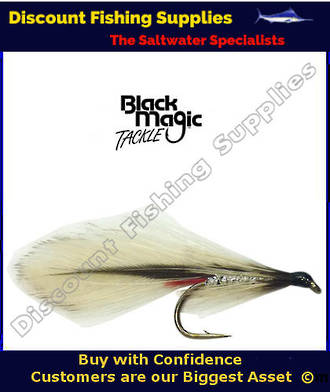 Black Magic Jack Spratt #8 Fly Trout Fly