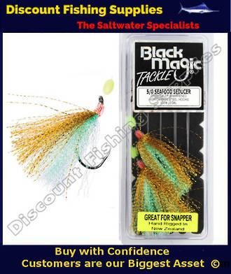 Black Magic Seafood Seducer 7/0 IGFA