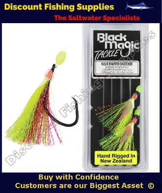 Black Magic Flasher KL5/0 Snapper Snatcher