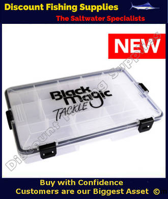 Black Magic Standard Utility Box WATERPROOF