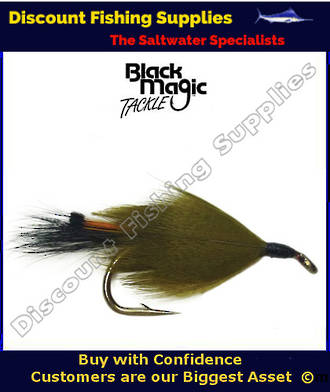 Black Magic Hamills Killer Red #8 Trout Fly