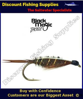 Black Magic Prince Nymph #14