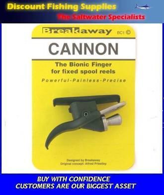 Breakaway Cannon
