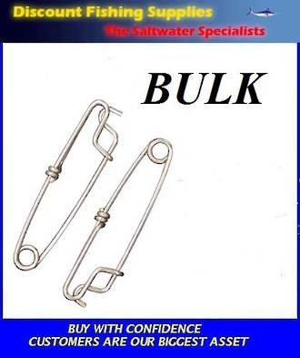 Shark Clip (bulk) Medium X 100