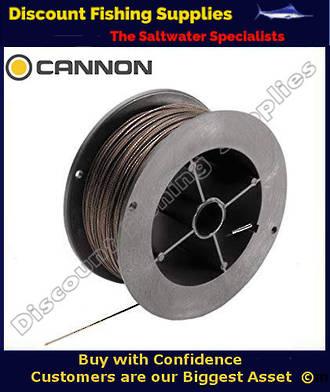 Cannon Downrigger Wire 45m