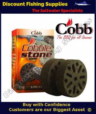 Cobb Cobble Stones Fuel 6 Pack