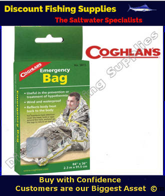 Coghlans Emergency Bag