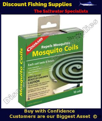 Coghlans Mosquito Coils - 10 coils