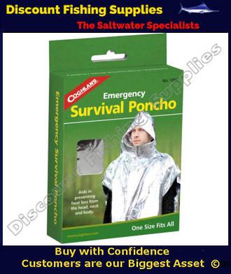 Coghlans Emergency Survival Poncho