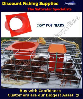 Cray Pot Necks - Craypot Throats