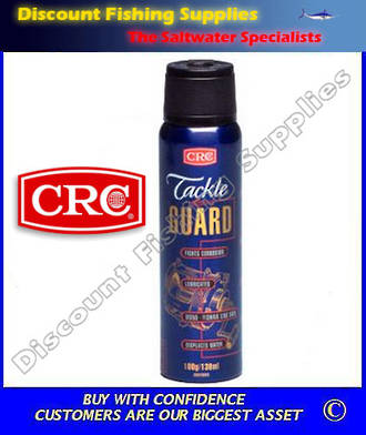 CRC Tackle Guard - Reel Oil
