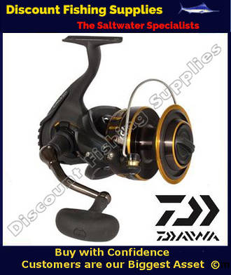 Daiwa BG16 8000 Spinning Reel