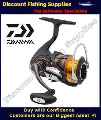 Daiwa Certate G 2500 2016 Spin Reel