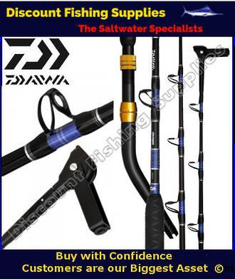 Daiwa Grandwave GW 56HFD Bent Butt Rod for Electric Reel