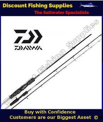 Daiwa Phantom X 5101MLFB Baitcaster Rod