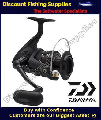 Daiwa Saltist Nero Spin Reel 6500
