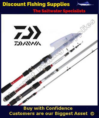 DaiwaSPITFIRE 18T TELESCOPICRod 2-4kg