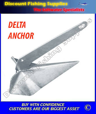 Delta Anchor 6kg
