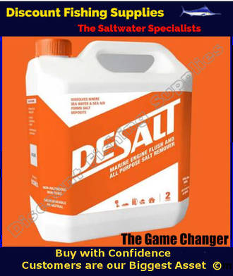 Desalt Marine Engine Flush - 5L Concentrate
