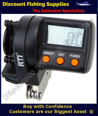 Digital Depth Gauge Line Counter (to 999m)