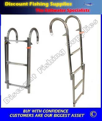 Dixon Ladder - Folding 4 step