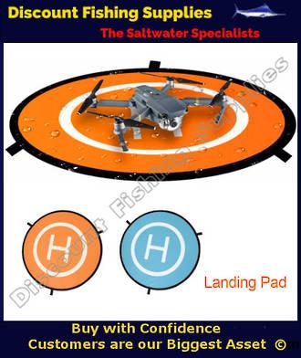 LUMINOUS DRONE LANDING PAD (75CM)