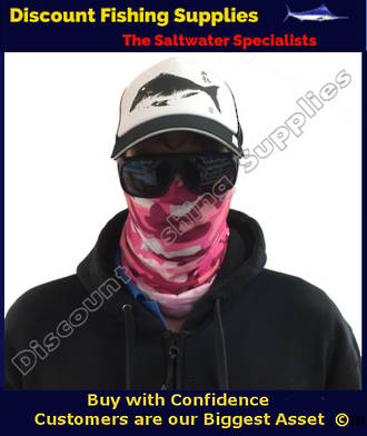 Face Shield - Pink Camo
