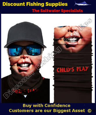 Face Shield - Childs Play