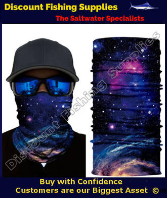 Face Shield - Galaxy