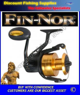 Fin-Nor Biscayne FBS100 Spinning Reel