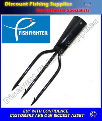 Eel Or Flounder Spear Head - 3 Prong