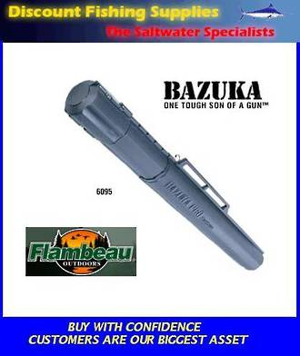 Flambeau - Bazuka Pro 6095 ROD TUBE