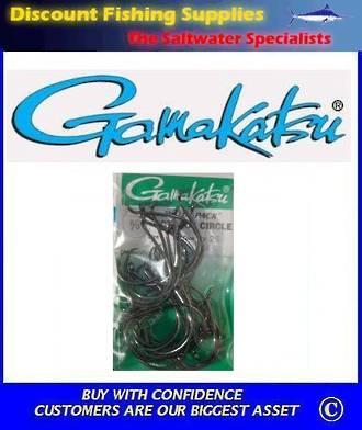 Gamakatsu Octopus/Circle Hook - 8/0 Value Pack