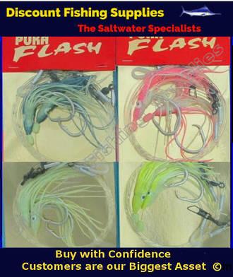 Puka Flash - Luminous Squid