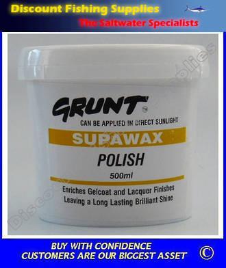 Grunt SUPAWAX Polish. 500ml