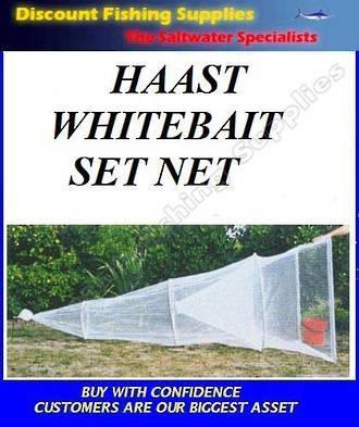 Haast - Whitebait Sock Net - ULSTRON