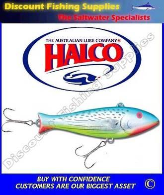 Halco Giant Trembler - Bonito